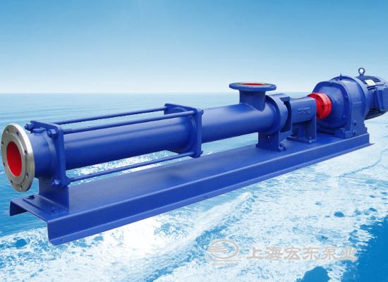 上海宏东以科研为引领 争当螺杆泵领域排头兵