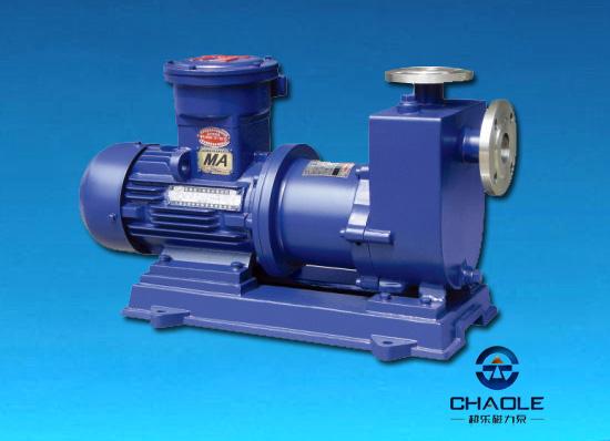 上海超乐自吸式磁力泵,水泵行业发展进步的标杆