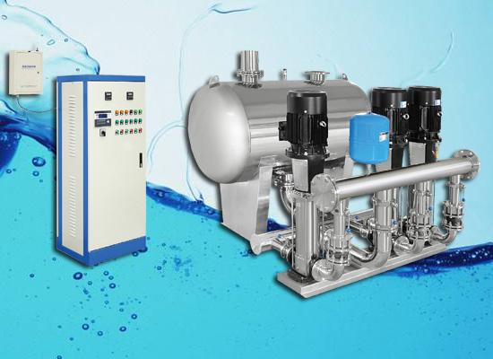 上海凯太以安全生产为抓手,提升无负压供水设备质量