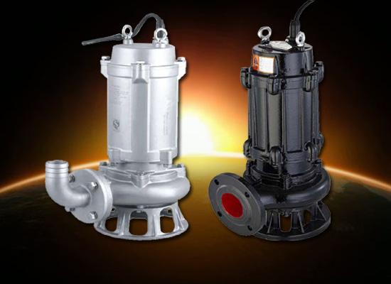 """排污泵的机械分类主要分为四种"""""""