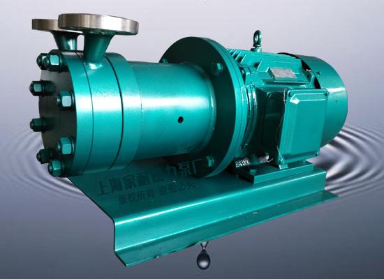 畅通循环提高质量,上海家耐磁力泵推动行业供给侧改革